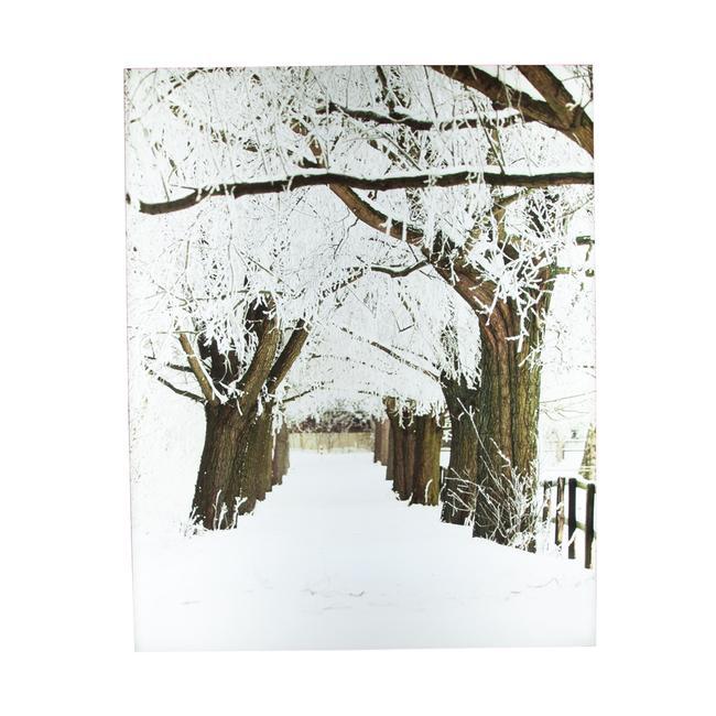 "Digital Print ""Winter Landscape"""
