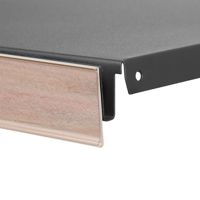 """""""DBR 39"""" Wood Effect Shelf Edge Strip"""