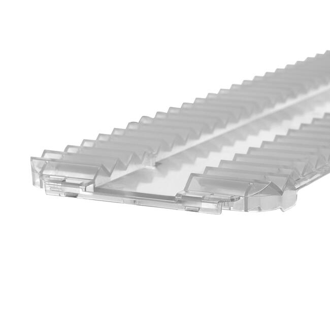 Slip Brake for Perfekta Shelf Divider System, 95 mm wide