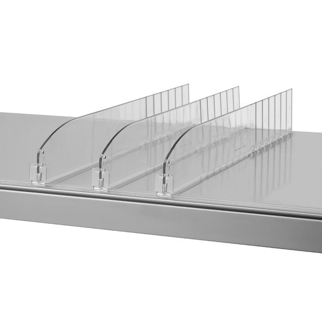 Divider with Central Stopper