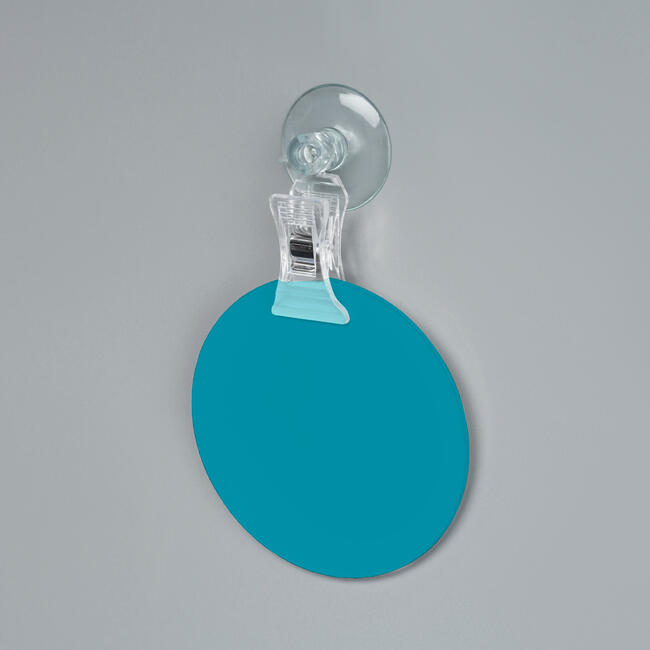 """Small Price Clamp """"Sign Clip"""" with Suction Cup"""