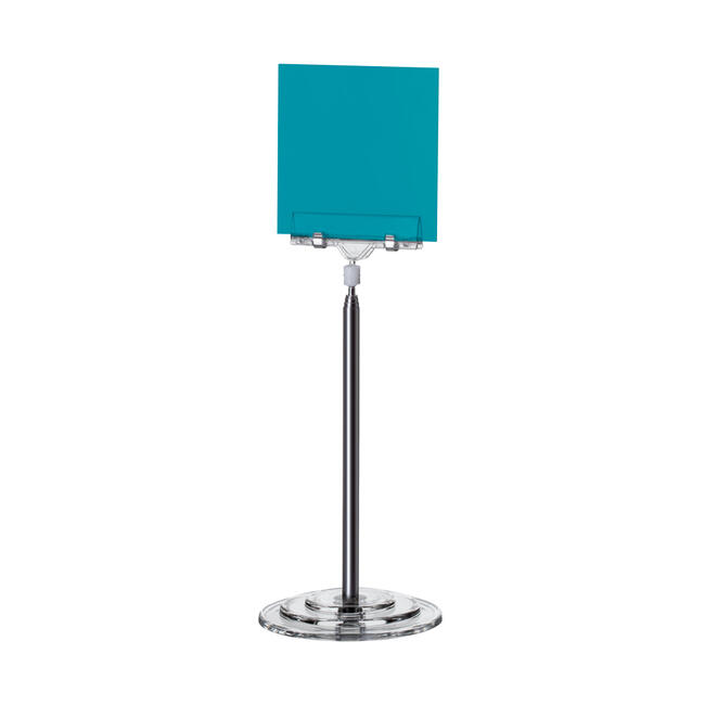 "Large Price Holder ""Sign Clip"" with Telescopic Arm"