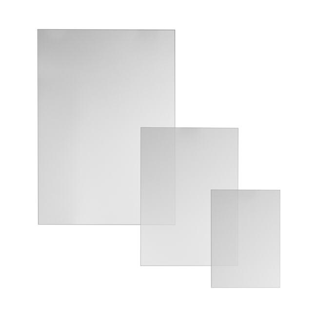 """Cover Sheets for Poster Stand """"Eco 35"""", WindSign """"Economy II RA"""" and Click Frame """"Eco 35"""""""