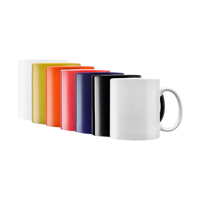 "Ceramic Mug ""Carina"" in different colours"