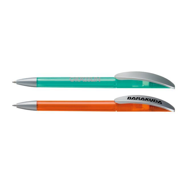 """Twist Mechanism Ballpoint Pen """"Klick"""" with Strong Metal Tip"""