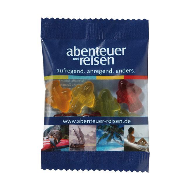 Fruit Jelly in Mini-bag