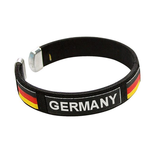 """Fan Wristband """"Germany"""""""
