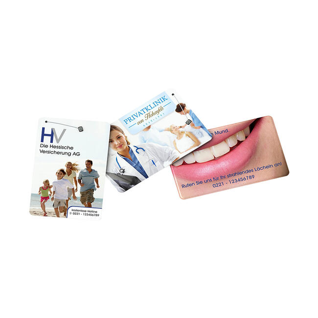 dentOcard® Dental Floss – dental care in a card