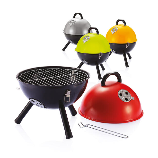 Domed BBQ