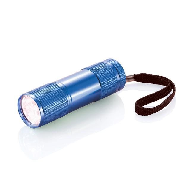 Quattro Aluminium Torch with carrying strap