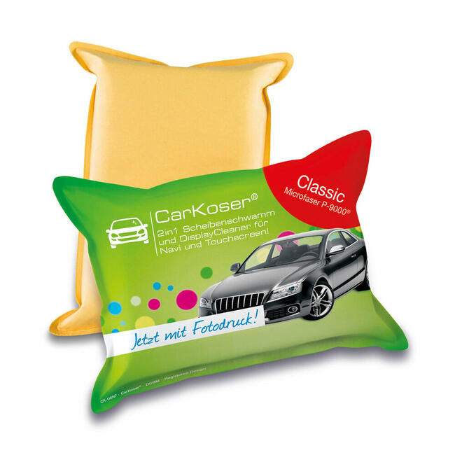 CarKoser Pillow-Shaped Demister Pad with Print