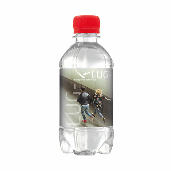 Spring Water 330 ml with Screw Top