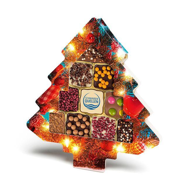 Schokini Christmas Tree