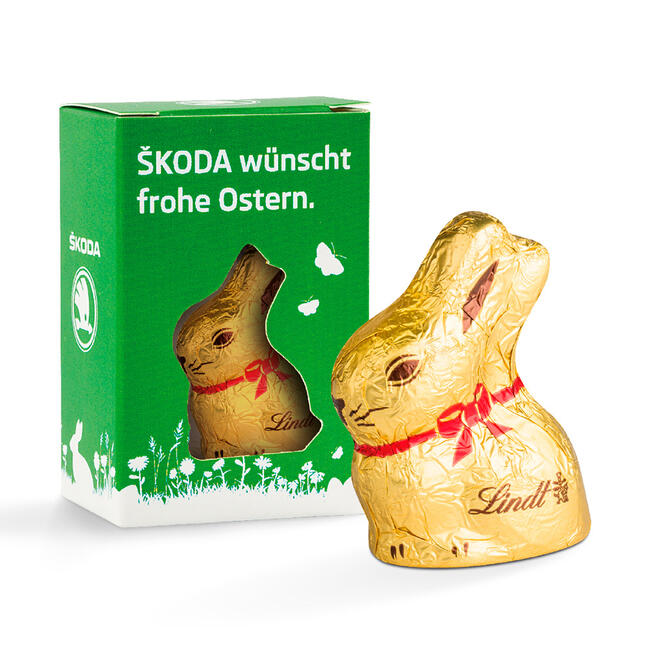 Lindt Easter Box as Promotional Gift