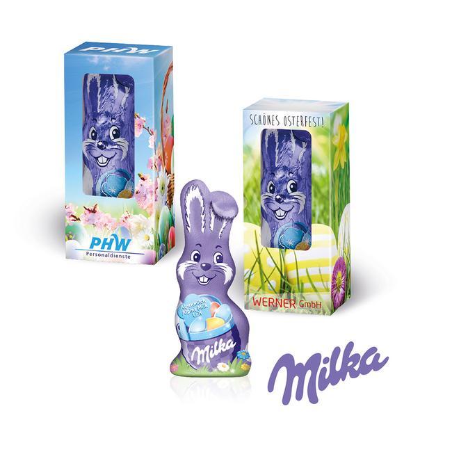 Milka Smiling Bunny
