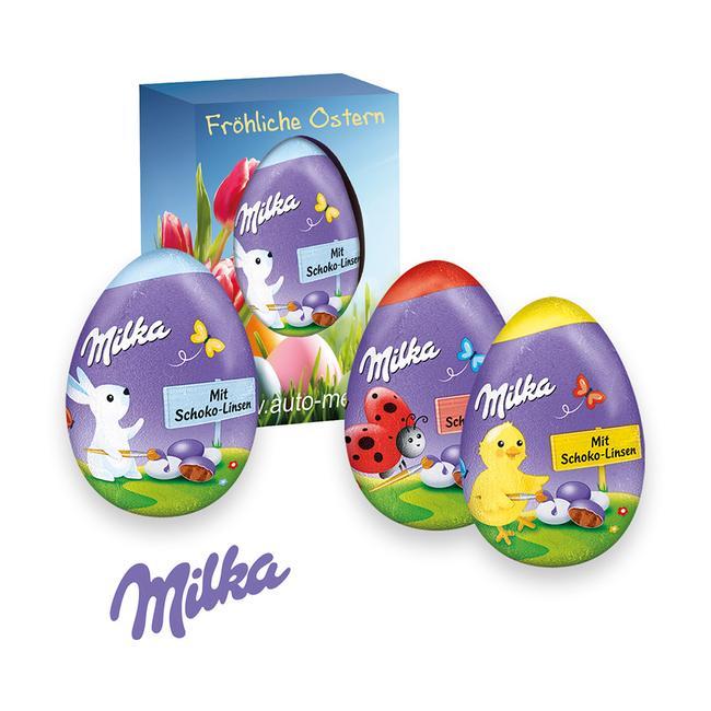 Milka Easter Egg