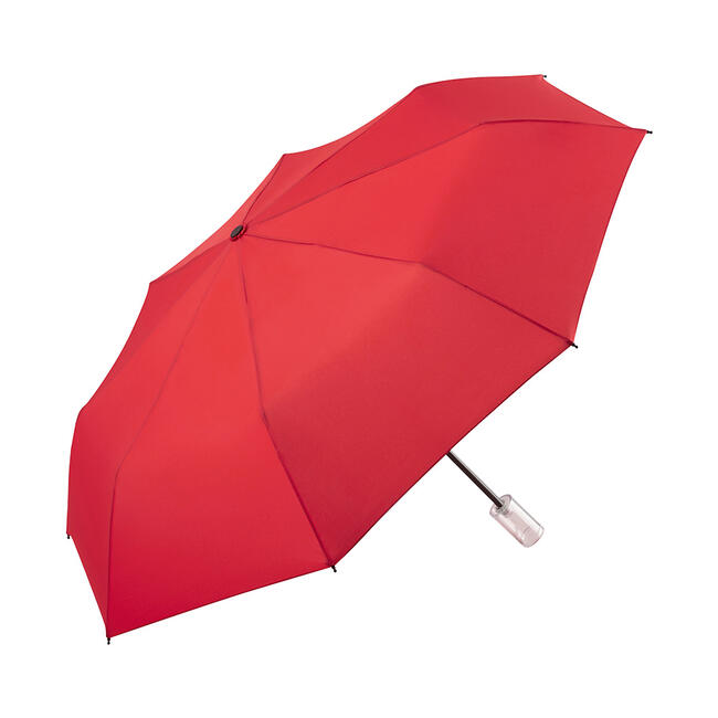 """Fillit"" Mini Pocket Umbrella with fillable Plastic Handle"
