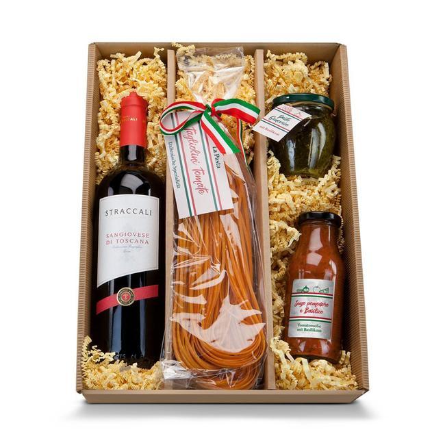 "Gift Set ""Pasta Basta"""