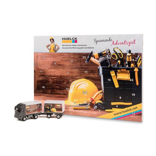 "Advent Calendar ""Crafting Fun Truck"""