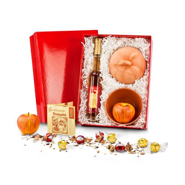 """Gift Set """"Frying Apple Fragrance"""""""