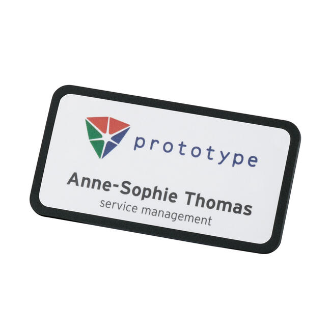 "Name Badge ""Frame"""