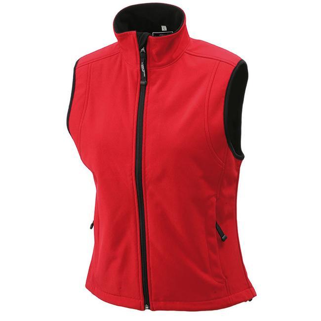 "Softshell Gilet ""Ladies' Softshell Vest"""