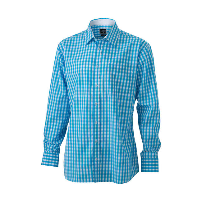 Checked Shirt for Men