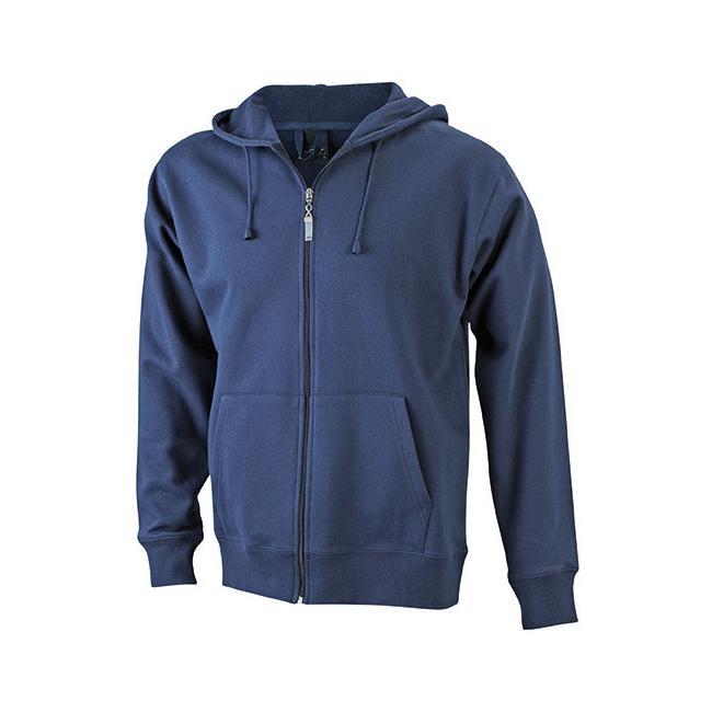 Men's Hooded Jacket, with kangaroo pocket for men