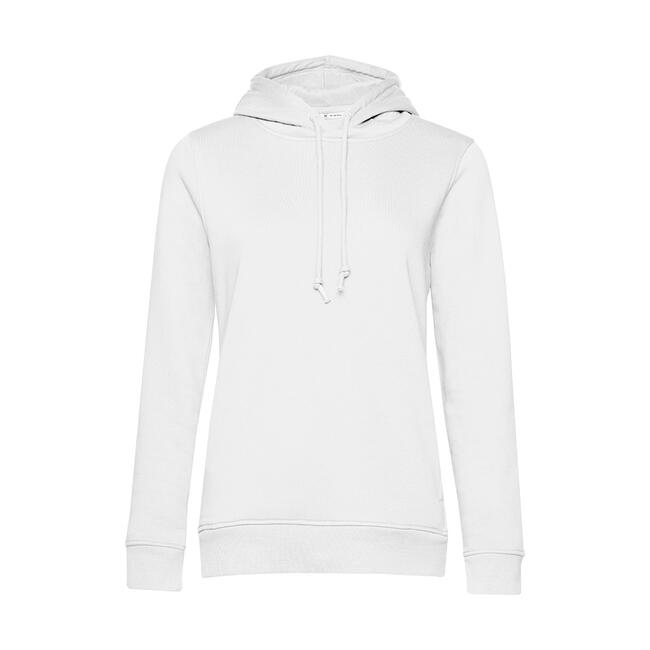 Ladies Organic Hoodie Sweater