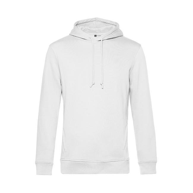 Men Organic Hoodie Sweater