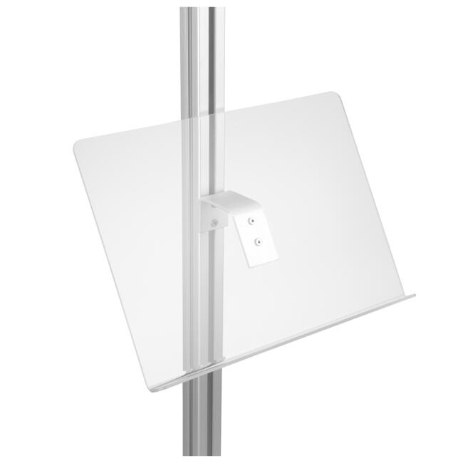 "Leaflet Shelf for ""Quattro"" / ""Score"" Series"