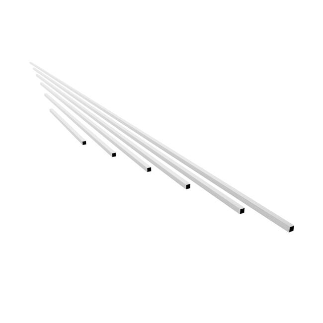 """Square Tubing """"Construct"""" in custom lengths"""