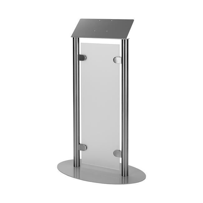 "Stand POS.movie Infopoint ""Eco"" with Acrylic Panel"