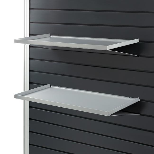 """FlexiSlot® Shelf """"Heavy Steel"""""""