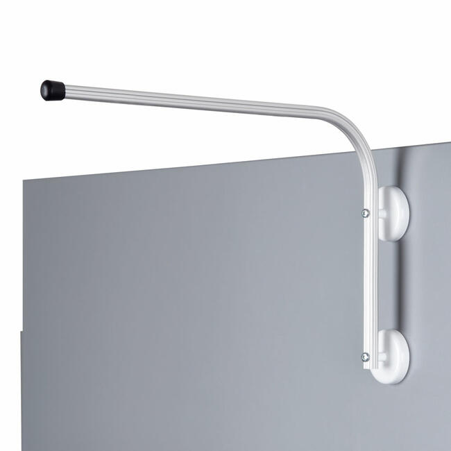 Aluminium Shelf Bracket with Magnets