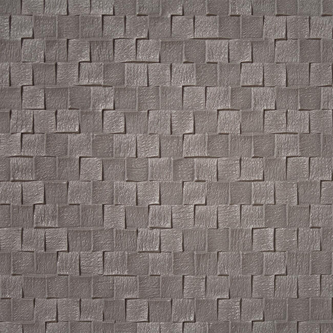 FlexiDeco-Stylepad / Vinyl, structure elephant grey