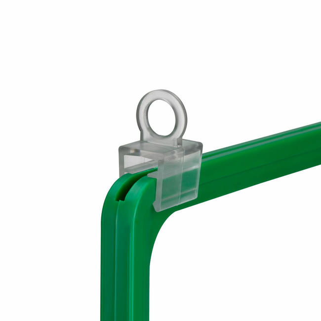 Hanging Eyelet for Showcard Frame, 90° Eyelet