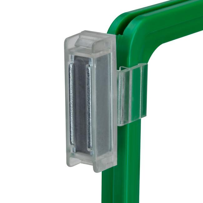 Rectangular Magnetic Clip, rotates 360°
