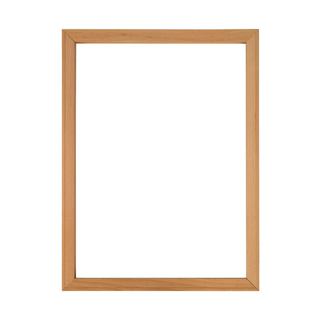 """Poster Frame """"Madeira"""" in wood"""