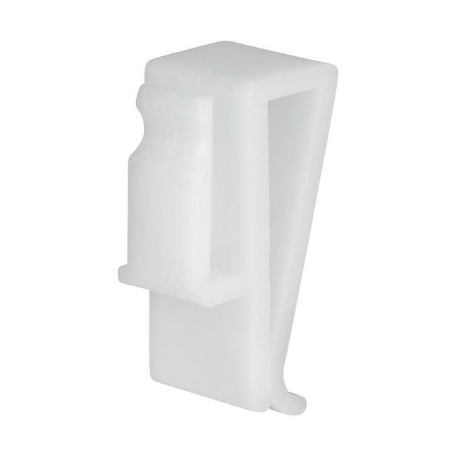Holder for upright Glass Panels