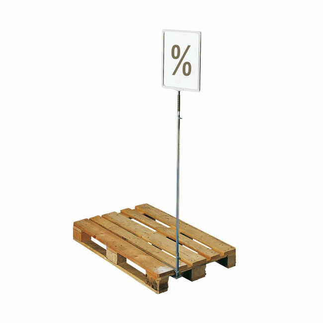 Universal Pallet Stand