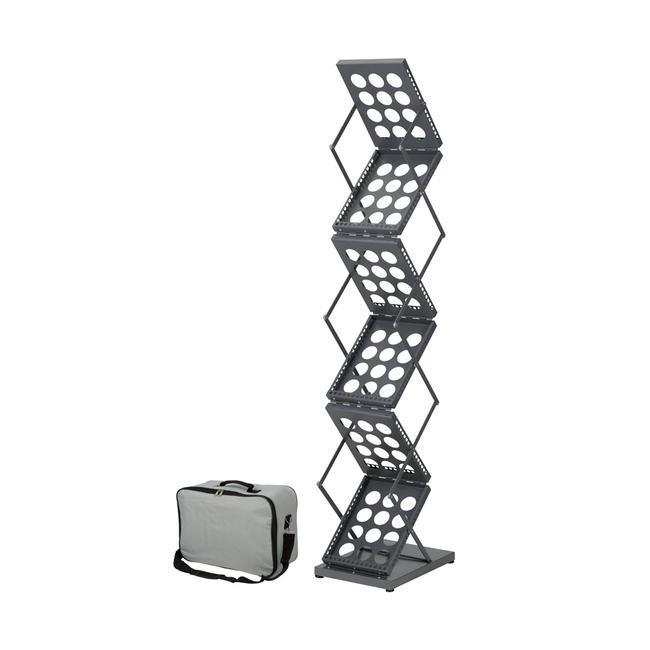 "Portable Folding Literature Stand ""Punzar II"""