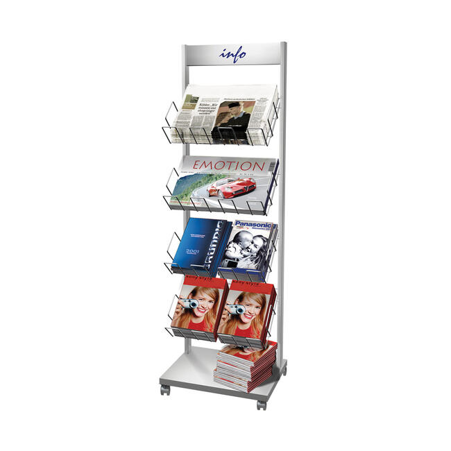 "Catalogue Stand ""Volume"""