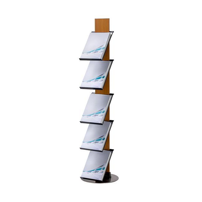 """Brochure Rack """"Karval"""""""