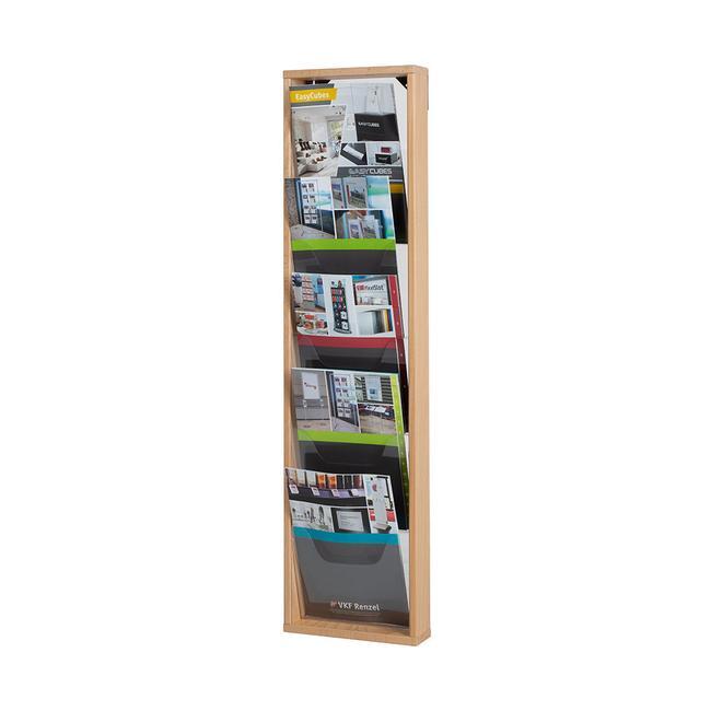 "Wall Mount Leaflet Dispenser ""Midras W"""
