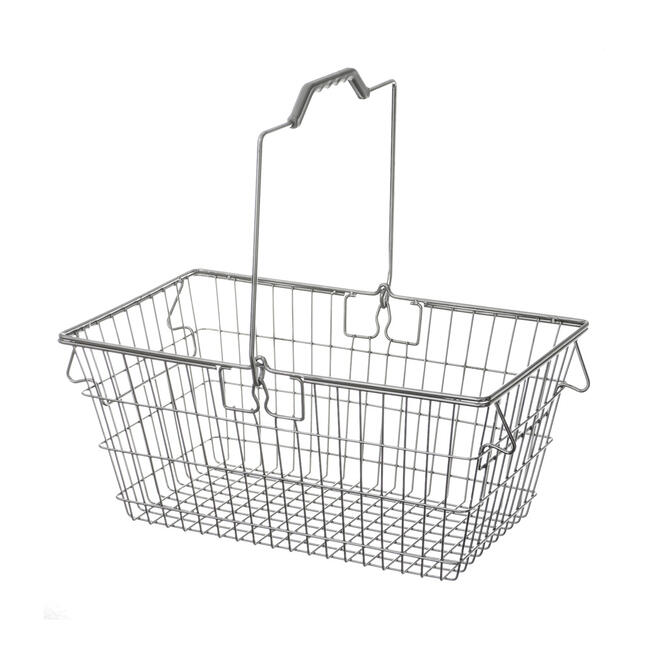 """Shopping Basket """"Metal NG"""""""