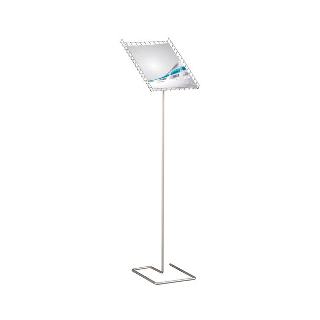 """Free Standing Leaflet Stand """"Mesh"""""""