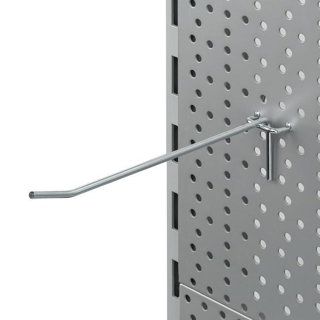 Pegwall Single Hook 4mm