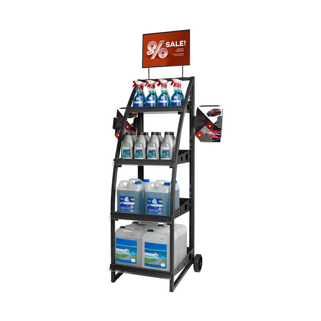 Promotional Trolley