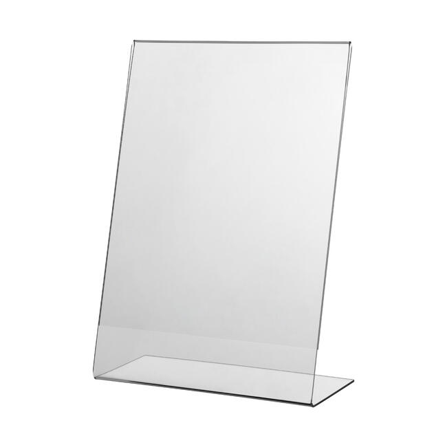 "Acrylic Single Sided Sign Holder ""Classic"""